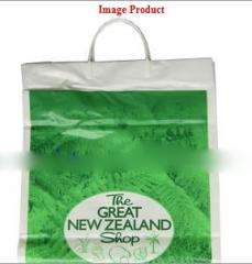 Rigid Handle Poly Bags