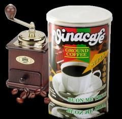 Ground coffee Can