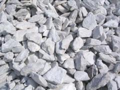 Limestone, small fraction