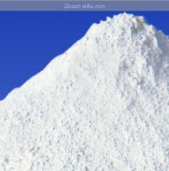 Zircon siêu mịn