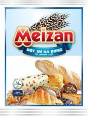 Bột Bánh Pizza - Bột mì đa dụng Meizan