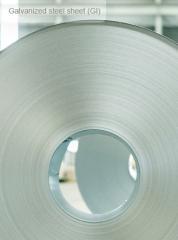 Galvanised Steel Sheet in Coil - GI (JIS G3302,