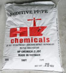 Chemical additives for polymer material
