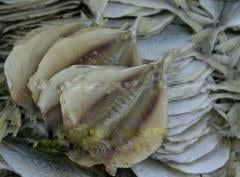 Dried Yellow Stripe Trevally Fillet