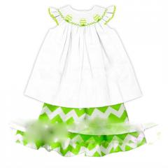 Cheap baby clothes for girl DR 1274