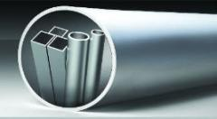 Stainless steel welded pipe, stainless steel