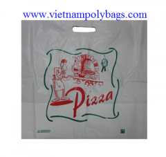 Welded Patch Handle Plastic Bag