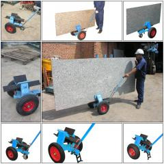 Carts cargo manual for sheet glass