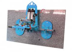 Mechanisms elevating for a stone