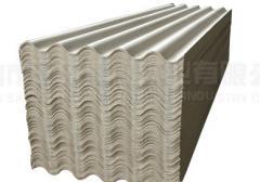 Non feuille de toiture amiante