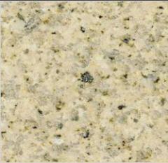Granite From Vietnam - Yellow Light