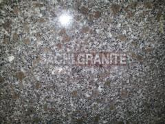 Polished granite plates
