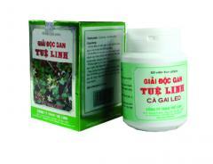 Таблетки «Giai Doc Gan Туе Линь»