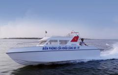 Coastal passenger vessels