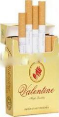 Valentine Cigarettes