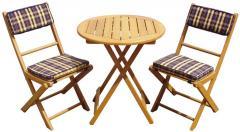 Furniture for a beach