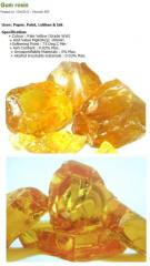 Gum rosin ww and turpentine oil