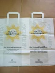 Bags made of polyester