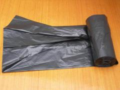 Strong Garbage Bag On Rolls