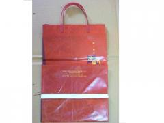 Rigid Plastic Bag With Great Printing