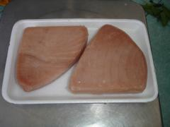 Tuna Steak Skinless Boneless 100% NW