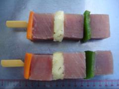 Tuna Skewer 100% NW