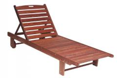 GARDEN Furniture Sunlounger
