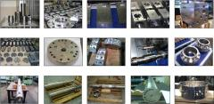 Spare parts for oilfield equipment