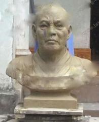 Đúc tượng chân dung thờ cúng, tượng đồng, nhan duc