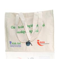 Cotton road bag