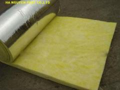 Glasswool - Bông thủy tinh cách nhiệt, chống ồn