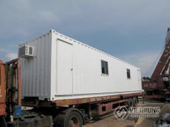 Container văn phòng 40 feet