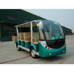 Xe điện chở khách EZGO 11 chổ ngồi EG6118KA