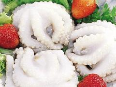Octopus delicacies