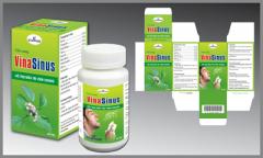 VinaSinus - Hỗ trợ điều trị viêm xoang (Supportive