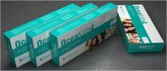 Oceakid4 - Hỗ trợ tiêu hóa, chống biếng ăn cho trẻ