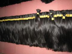25 - 80cm 100% Human Bulk Hair Top Quality Vietnam