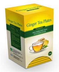 Gừng Phiến (Ginger Slices)