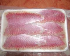 Fish, spiced salting