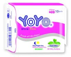 Sanitary Napkin - YoYo Ultra Fit