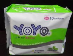 Sanitary Napkin - YoYo Ultra Thin (Day Use)