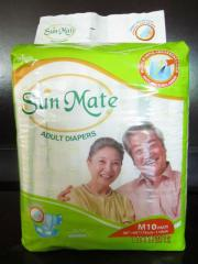 Sunmate Adult Diapers best quality competitive price