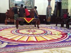 Thảm dệt bằng tay