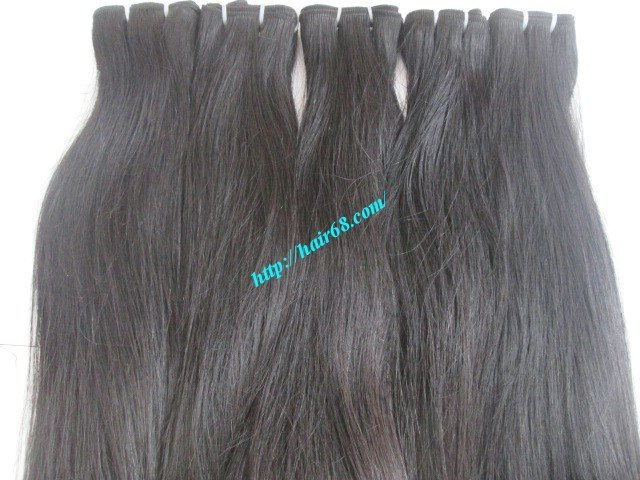 8_inch_good_weave_hair_extensions_double_straight