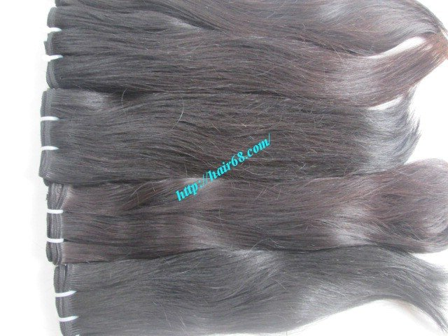 12_inch_best_black_hair_weave_extensions_double