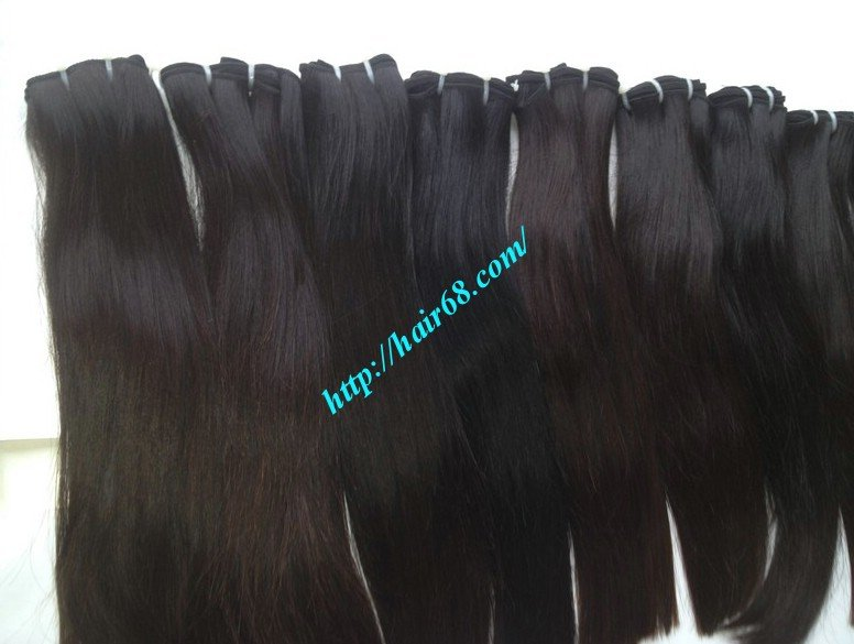 14_inch_cheap_virgin_weave_hair_extensions_double