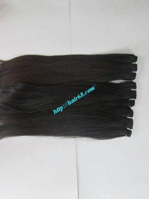 28_inch_cheap_human_hair_weave_extensions_double
