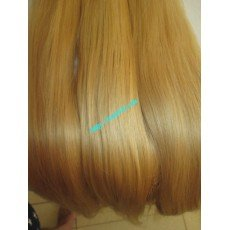 14_inch_cheap_blonde_hair_extensions_straight