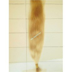 8_inch_blonde_hair_extensions_cheap_wavy