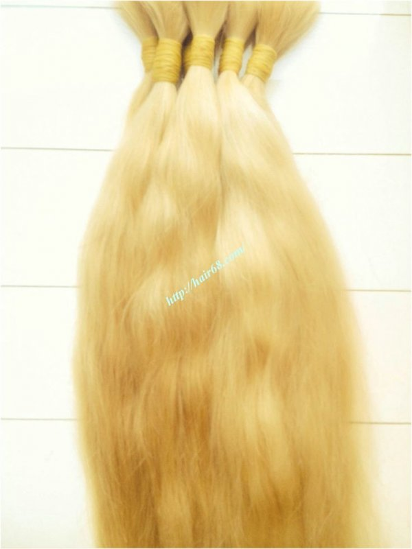 14_inch_blonde_hair_extensions_cheap_wavy